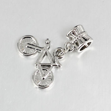 Bicycle Charm Pendent