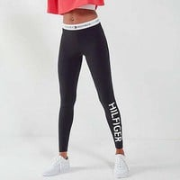 Tommy Hilfiger Women Casual Stretch Sport Trousers Pants Sweatpants Leggings-2