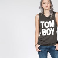 The Ultimate Tomboy Tank