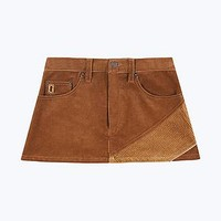Corduroy Mini Skirt | Marc Jacobs