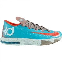 NIKE KD VI Kevin Durant Basketball Shoes 599424-400 (US 10)