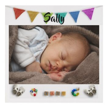 Baby's Photo Poster