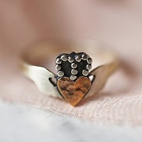 Dreaming Tree Creations Womens Modern Claddagh Ring