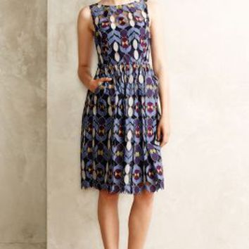 Chelan Dress by Maeve Blue Motif