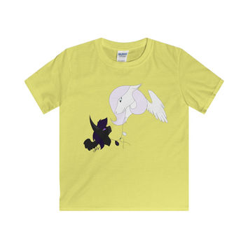 Opal Aura by Caeleigh- Softstyle Youth T-Shirt