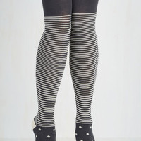 Put the Fun in Funky Thigh Highs by ModCloth