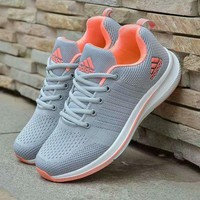 """""""Adidas"""" Women Casual Fashion Flyknit Running Shoes All-match Sneakers"""