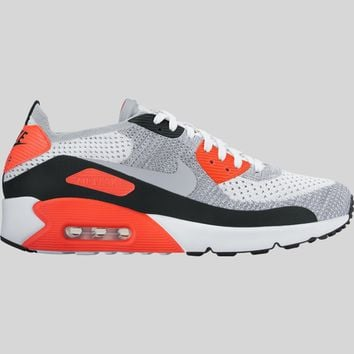 AUGUAU Nike Air Max 90 Ultra 2.0 Flyknit Infrared
