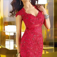 Alyce Claudine Collection 2285 Dress