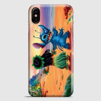 Lilo Stitch Disney iPhone X Case