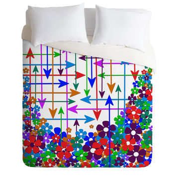 Lisa Argyropoulos Its A Spring Thing 2 Duvet Cover