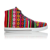 Spectrum Vegan Sneaker - Multi