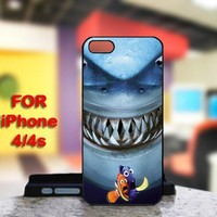 Finding Nemo For IPhone 4 or 4S Case Black Case Cover