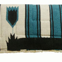 Saddles Tack Horse Supplies - ChickSaddlery.com Showman Deluxe 32 X 32 Navajo Pad With Fleece Bottom