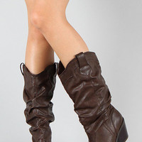 Cowgirl Corral Boots