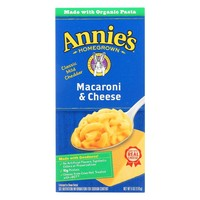 Annie's Homegrown Macaroni and Cheese Classic Mild Cheddar - 6 oz