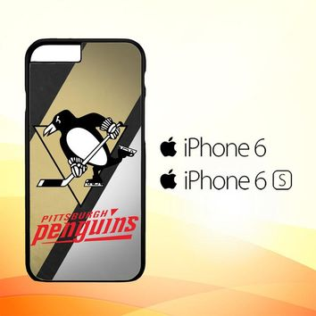 Pittsburgh Penguins Z3102 iPhone 6|6S Case