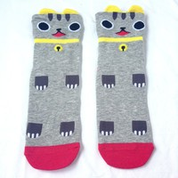 Cute Cat Socks from Sandysshop