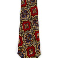 Vintage Polo by Ralph Lauren for Nordstrom Paisley Print Silk Necktie