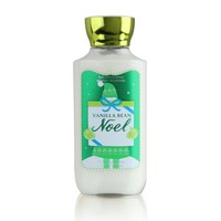 Bath Body Works Vanilla Bean Noel 8.0 oz Body Lotion