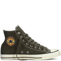 Converse Chuck Taylor All Star Washed Twill Pineneedle Hi Top