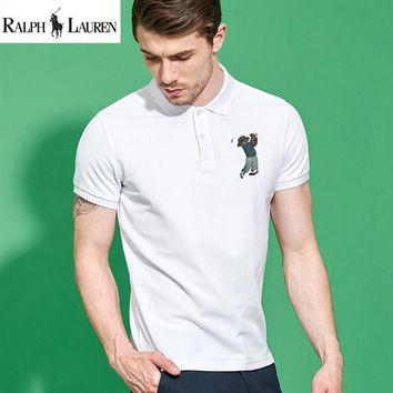 Ralph Lauren Bear Men Polo Shirts - Best Deal Online