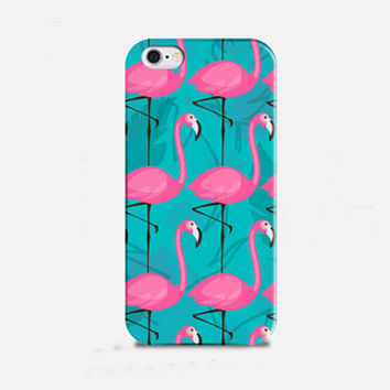 Flamingo Cute Case for iPhone