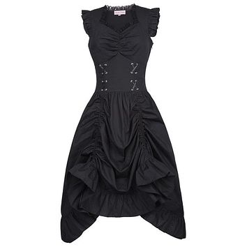 Medieval Renaissance Gothic Steampunk Dress