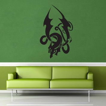 Dragon - Celtic Knot - Wall Decal - No 1$8.95