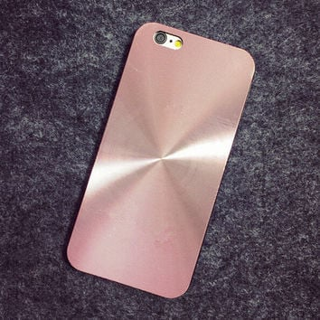 Pink Laser Case Cover for iphone 5s 6 6s Plus Gift 191