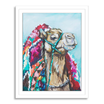 Kristy Gammill, Camel #2, Paintings