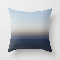 room with a view - day 12 Throw Pillow by Steffi~findsFUNDSTUECKE