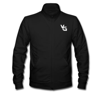 plainlogo Track Jacket | VanossGaming Shop