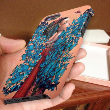 madame butterfly 3D iPhone Cases for iPhone 4,iPhone 4s,iPhone 5,iPhone 5s,iPhone 5c,Samsung Galaxy s3,samsung Galaxy s4
