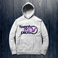 Hoodie Sweatshirt Crewneck Men or Women Unisex Size twenty one pilot