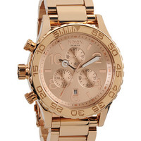 The 42-20 Chrono | Watches | Nixon Watches and Premium Accessories