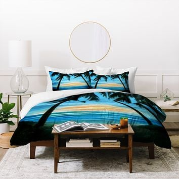 Rosie Brown Good Morning Sunshine Duvet Cover