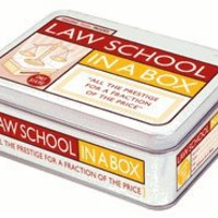 Law School In A Box Chronicle Books