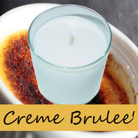 Creme Brulee Scented Candle in Tumbler 13 oz