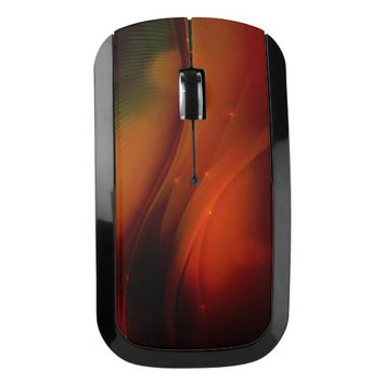 Fire Wave Wireless Mouse