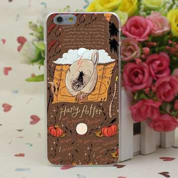 Harry Potter and the Prisoner of Azkaban Sticker Case Cover for iPhone 4 4S 5 5S SE 5c 6 6s 7 7 Plus