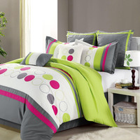 Chic Home Sporty 8 Piece Comforter Set