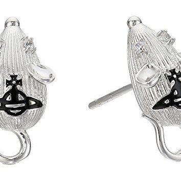 Vivienne Westwood Mouse Earrings