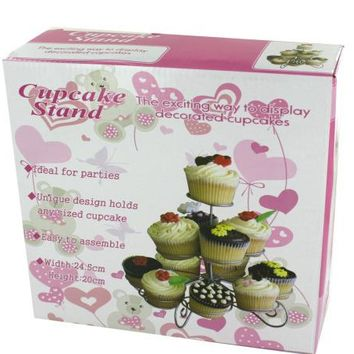 Decorative Cupcake Stand ( Case of 4 )