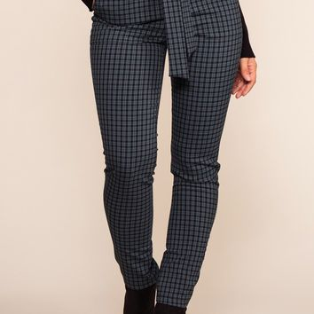 Beau Pants - Plaid
