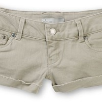 Empyre Dani Khaki Denim Shorts
