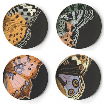 Metamorphosis Dinner Plates (Set of 4)