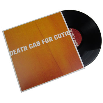 Death Cab For Cutie: The Photo Album (180g, Free MP3) Vinyl LP
