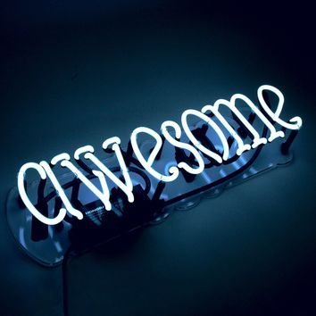 Awesome Neon Sign