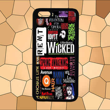 Wicked Broadway Musical case,iPhone 6 case,iPhone 5/5S case,iPhone 4/4S case,Samsung Galaxy S3/S4/S5 case,HTC Case,Sony Experia Case,LG Case